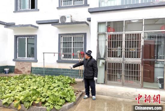 阜宁县农民住新房还能在家门口上班