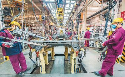 我国企业生产经营活动大幅放缓2月综合PMI产出指数为28.9%