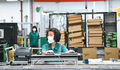 外资持续看好中国企业基本复工复产