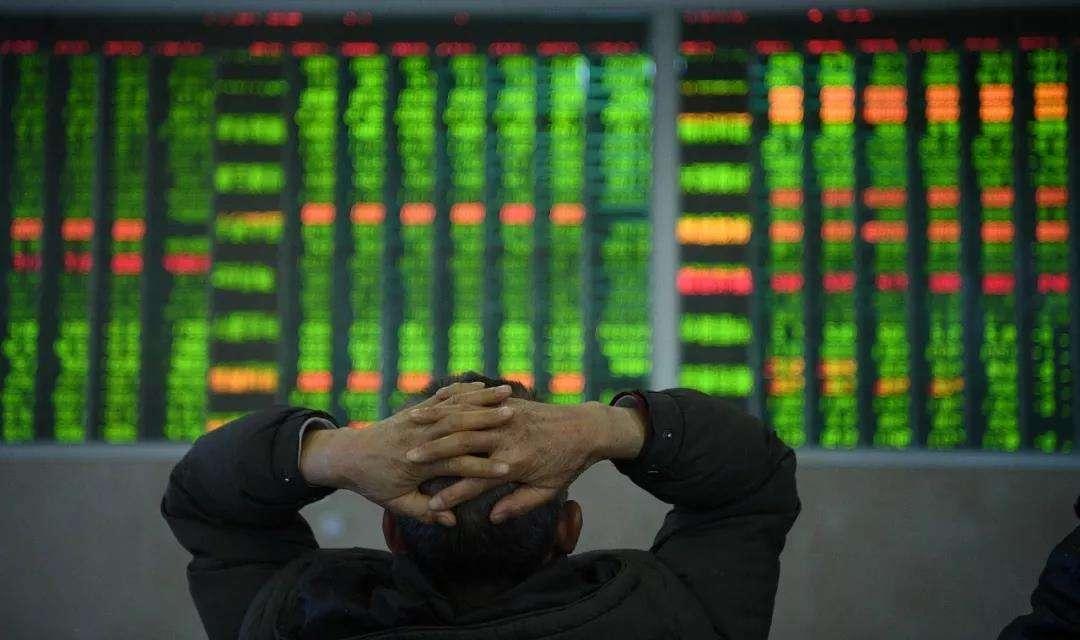 美股震蕩后繼續大幅收跌  盤中歷史首次跌破1%關