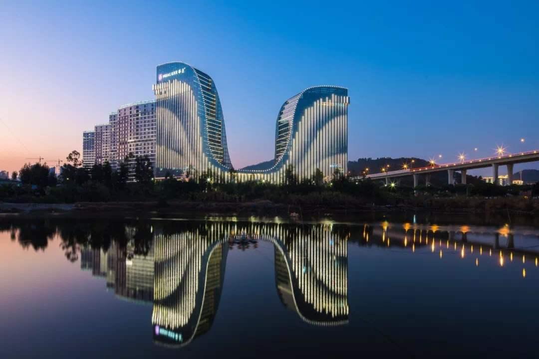 融信中國今年2月合約銷售額同比大幅下滑58.7%