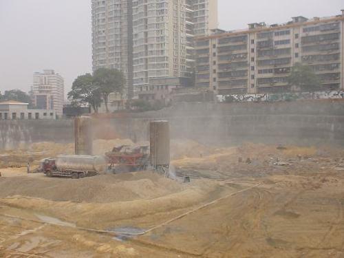 北京市揚塵污染防治工作取得階段性進展