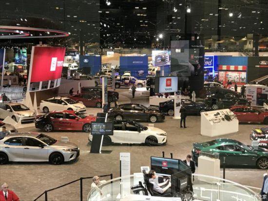 纽约车展和底特律车展将如期举办