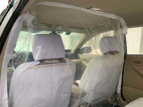 加装车内防护隔离能否达到预期效果?