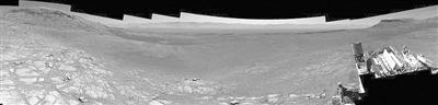 18亿像素火星全景图超级震撼