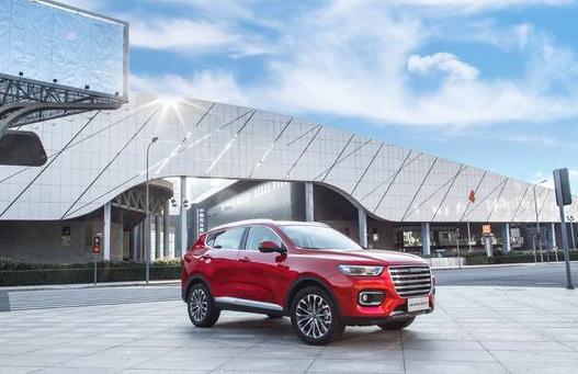 哈弗H6成为第一款全球累计销量突破300万辆的中国品牌车型