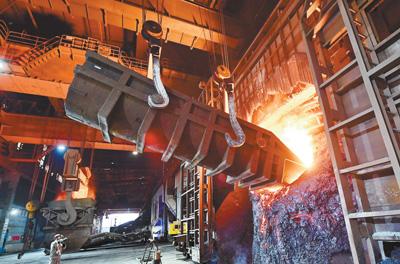 钢铁市场逐步回暖 转型拓展新市场