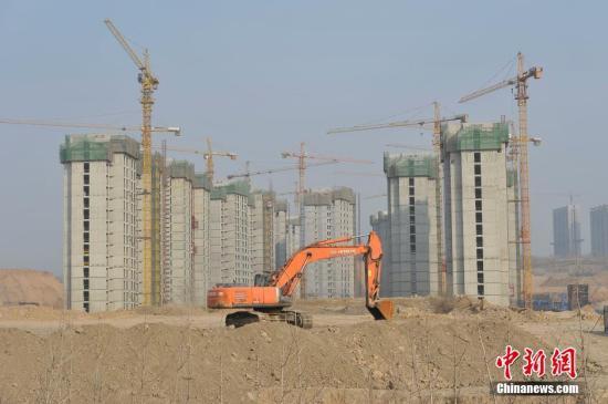 前4月全国房地产开发投资33103亿元 同比下降3.3%