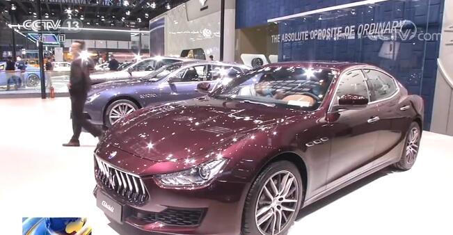粤港澳大湾区车展正式开展 1000多款新车亮相