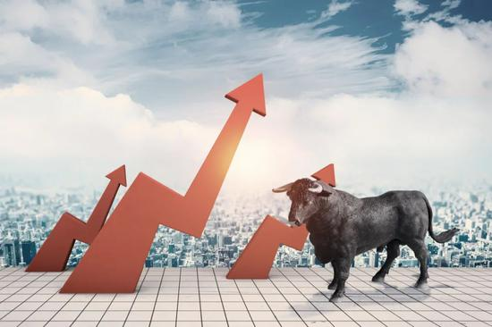 腾讯股价大涨超4%登顶港股市值排行榜  反超阿里巴巴