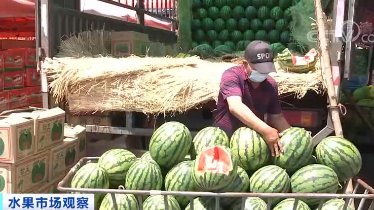阴雨连绵抑制水果消费 专家预测出梅后水果价格上涨