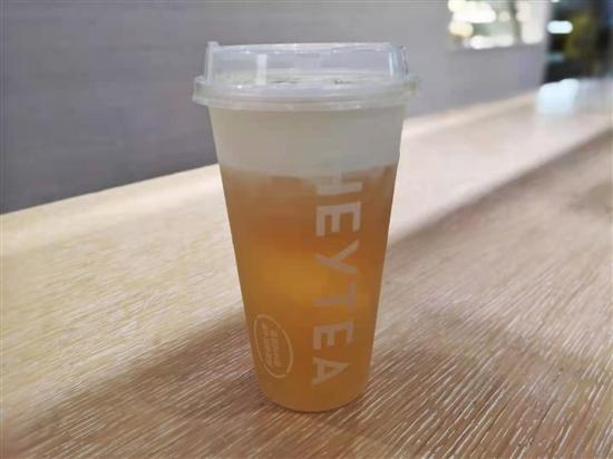 """各式茶饮争奇斗艳 北方城市还是新式茶饮市场的""""蓝海"""""""