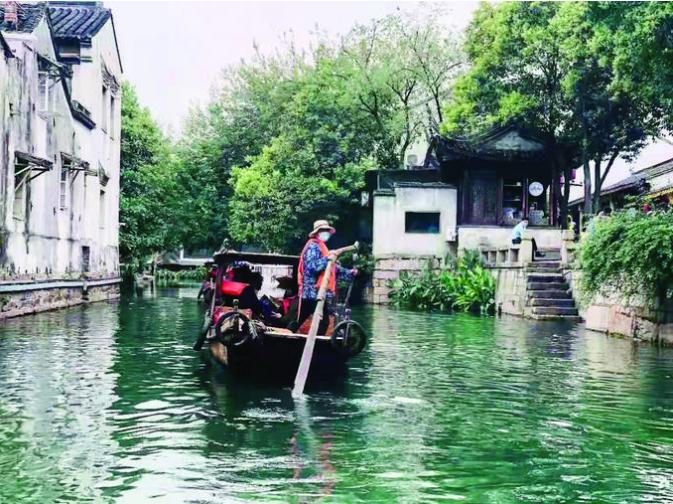 """苏州加快水上旅游线路开发助力打响""""江南文化""""品牌"""