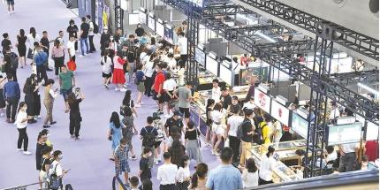 深圳国际珠宝展预计将有3万名专业买家及社会观众参加